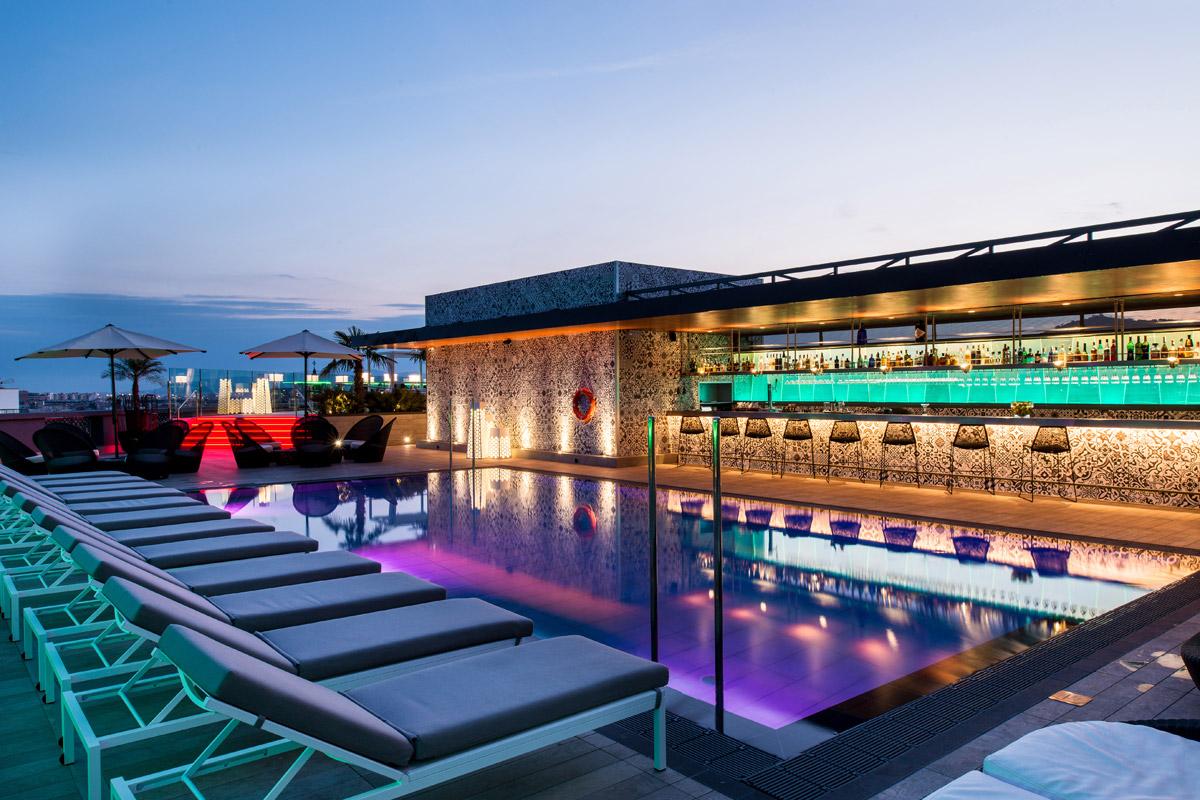מלון מומלץ ליד כיכר קטלוניה