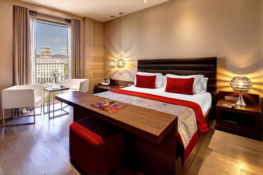 מלון מומלץ ליד הראמבלאס בברצלונה
