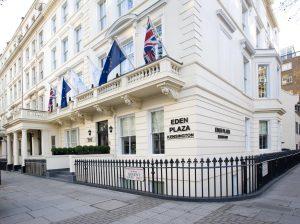 מלונות זולים בלונדון